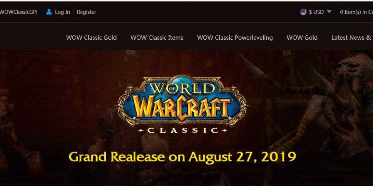 More tips&Fast safe and cheap wow classic gold to prepare for Burning Crusade Classic