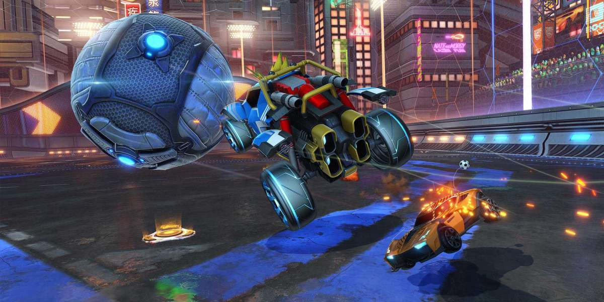 Rocket League Trading new Blueprints to the game