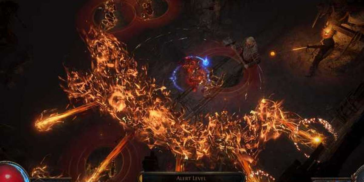 Path of Exile 2: The second test video released